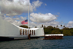 Caption: Pearl Harbor, Credit: Rich Engelbrecht