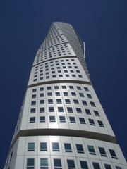 Caption: The Turning Torso, Credit: City of Malmö
