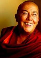 Caption: Venerable Robina Courtin, Buddhist nun, Credit: fpmt.org