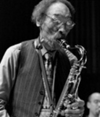 Caption: Sam Rivers, Credit: Frank Stewart