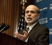Caption: Ben Bernanke, Credit: NPC