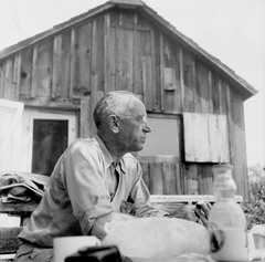 Caption: Aldo Leopold, Credit: Aldo Leopold Foundation