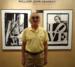 Caption: Wm. John Kennedy at Kiwi Gallery