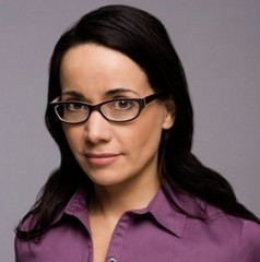 Caption: Janeane Garofalo