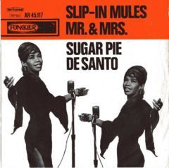 Caption: Sugar Pie de Santo , Credit: Chess Records