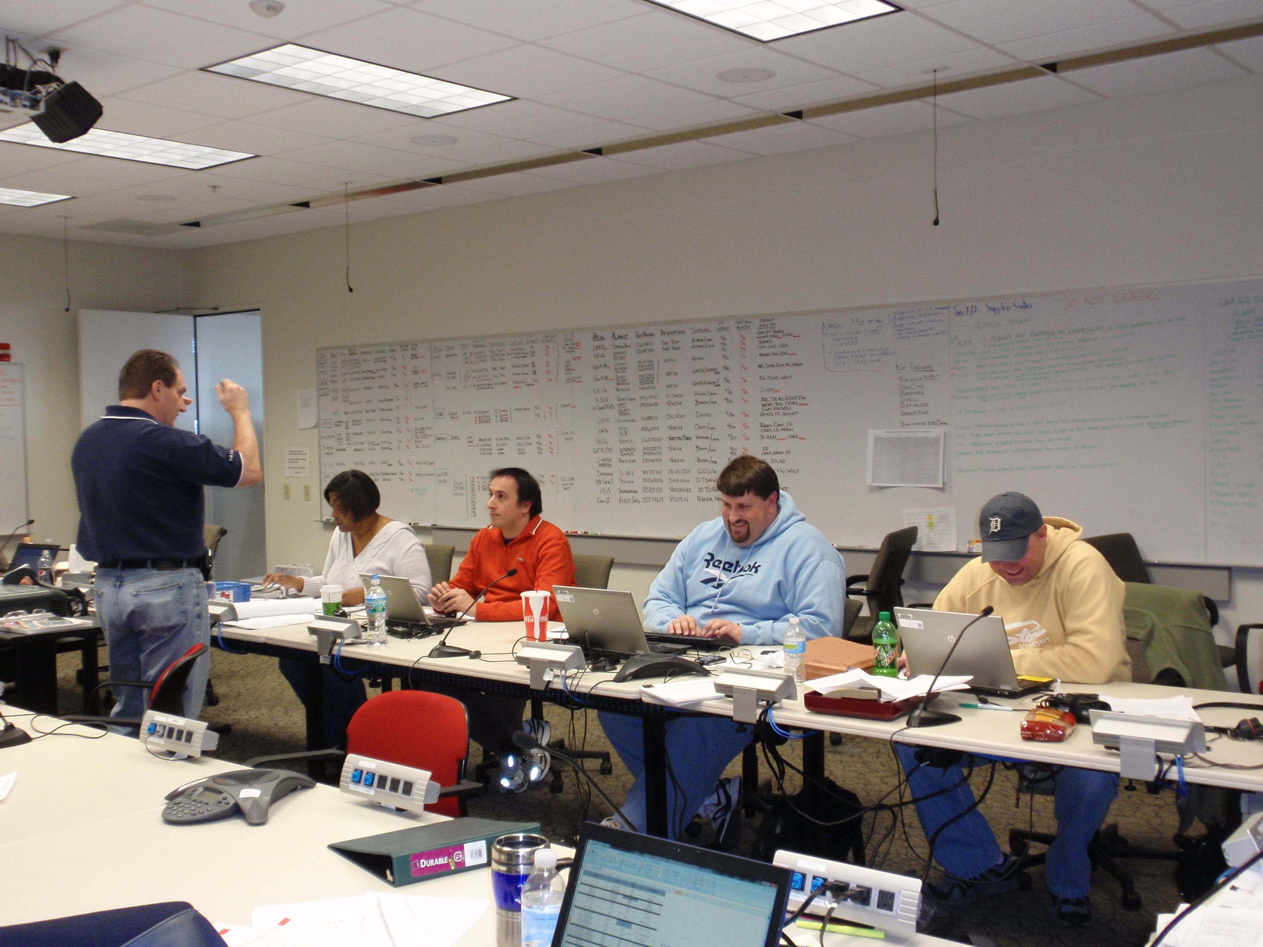 PRX Piece Inside GMs War Room