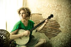 Caption: Abigail Washburn