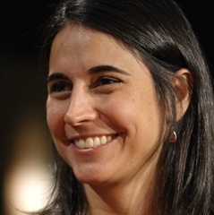 Caption: Filmmaker Julia Bacha.
