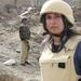 Caption: Filmmaker Sharmeen Obaid-Chinoy in Pakistan.