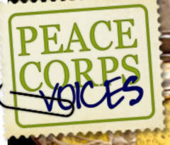 Caption: A multimedia documentary project--www.peacecorpsvoices.org