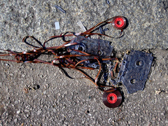 Caption: Dead Cassette, Credit: Moff/Flickr