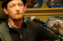 Caption: John Doyle, Credit: Grace Toensing (WDVX)