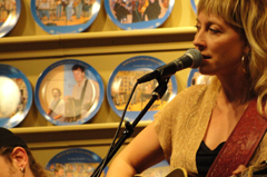 Caption: Amy Speace, Credit: Grace Toensing (WDVX)