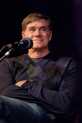 Caption: Gus Van Sant, Credit: Jennie Baker for Live Wire!