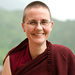 Caption: Geshe Kelsang Wangmo, Credit: Peter Aronson