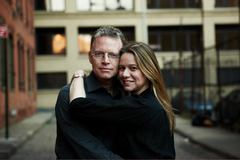 Caption: David Rohde & Kristen Mulvihill, Credit: Erik Swain