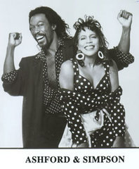 Caption: Ashford & Simpson