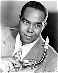"Caption: Charlie ""Yardbird"" Parker, Credit: Getty Images"