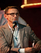 Caption: Chuck Palahniuk, Credit: Jennie Baker for Live Wire!