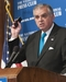 Caption: Ray LaHood at the National Press Club, Credit: Noel St. John