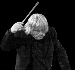 Caption: Karl Jenkins, Credit: www.karljenkins.com