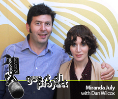 Caption: Dan Wilcox and Miranda July