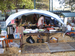 Caption: The kitchen at Occupy Oakland is open to all and staffed by volunteers. , Credit: Photo by Jaime Omar Yassin (hyphenatedrepublic.com)