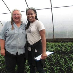 Caption: Cheryl Rogowski, Farmer and MacArthur &quot;Genius&quot;