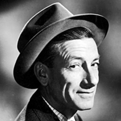 Caption: Hoagy Carmichael