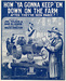 Caption: Sheet Music Cover