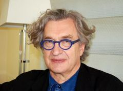 Caption: Wim Wenders, San Francisco, CA 12/19/11, Credit: Andrea Chase