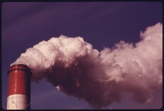 Caption: Coal-fired power plants are the largest source of mercury emissions worldwide., Credit: Wikimedia Commons