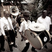 Caption: New Orleans' Preservation Hall Jazz Band., Credit: Joe Crachiola