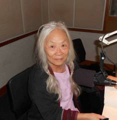 Caption: Maxine Hong Kingston, Credit: Richard Wolinsky