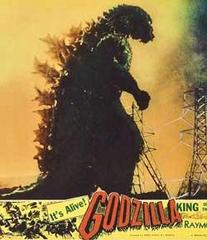 Caption: Godzilla attacks!, Credit: Flickr user Marxchivist.