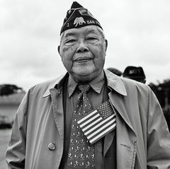 Caption: Commissioner Regalado Baldonado (Veteran Affairs, City and County of San Francisco), Credit: John Agoncillo Photography