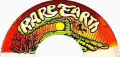 Caption: Rare Earth Records logo , Credit: Motown