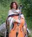 Caption: Dawn Avery - Cellist