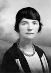 Caption: Margaret Sanger