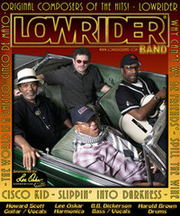Caption: The Lowrider Band , Credit: http://www.lowriderband.com/home/