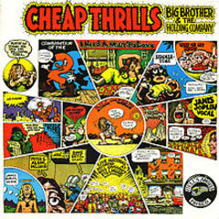 Caption: Cheap Thrills, Credit: Art by R, Crumb