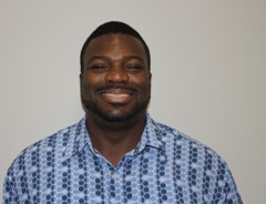 Caption: Juard Barnes, counselor at Prescription for Hope and YVRT programs, Wishard Hospital, Credit: Y-Press