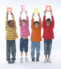 Caption: CHILD LITERACY, Credit: http://jacksoncisd.schoolwires.com/site/Default.aspx?PageID=400
