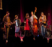 Caption: Gypsy Folk & Bluegrass band, Black Prairie, Credit: Jennie Baker for Live Wire!