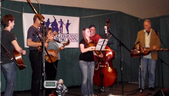 Caption: Bluegrass Draw Band, Credit: Dave Lathrop