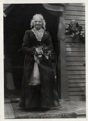 Caption: Charlotte van Cleve, Credit: Courtesy of the Hennepin County Library, Minneapolis Collection, BR0714.