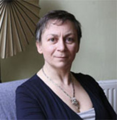 Caption: Anne Enright