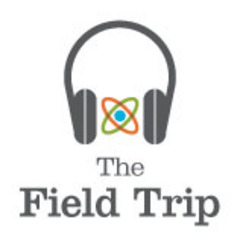 Caption: The Field Trip Podcast logo, Credit: Mike Smith