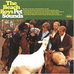 Caption: Pet Sounds, Credit: Beach Boys