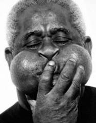 "Caption: John Birks ""Dizzy"" Gillespie (October 21, 1917 – January 6, 1993)"